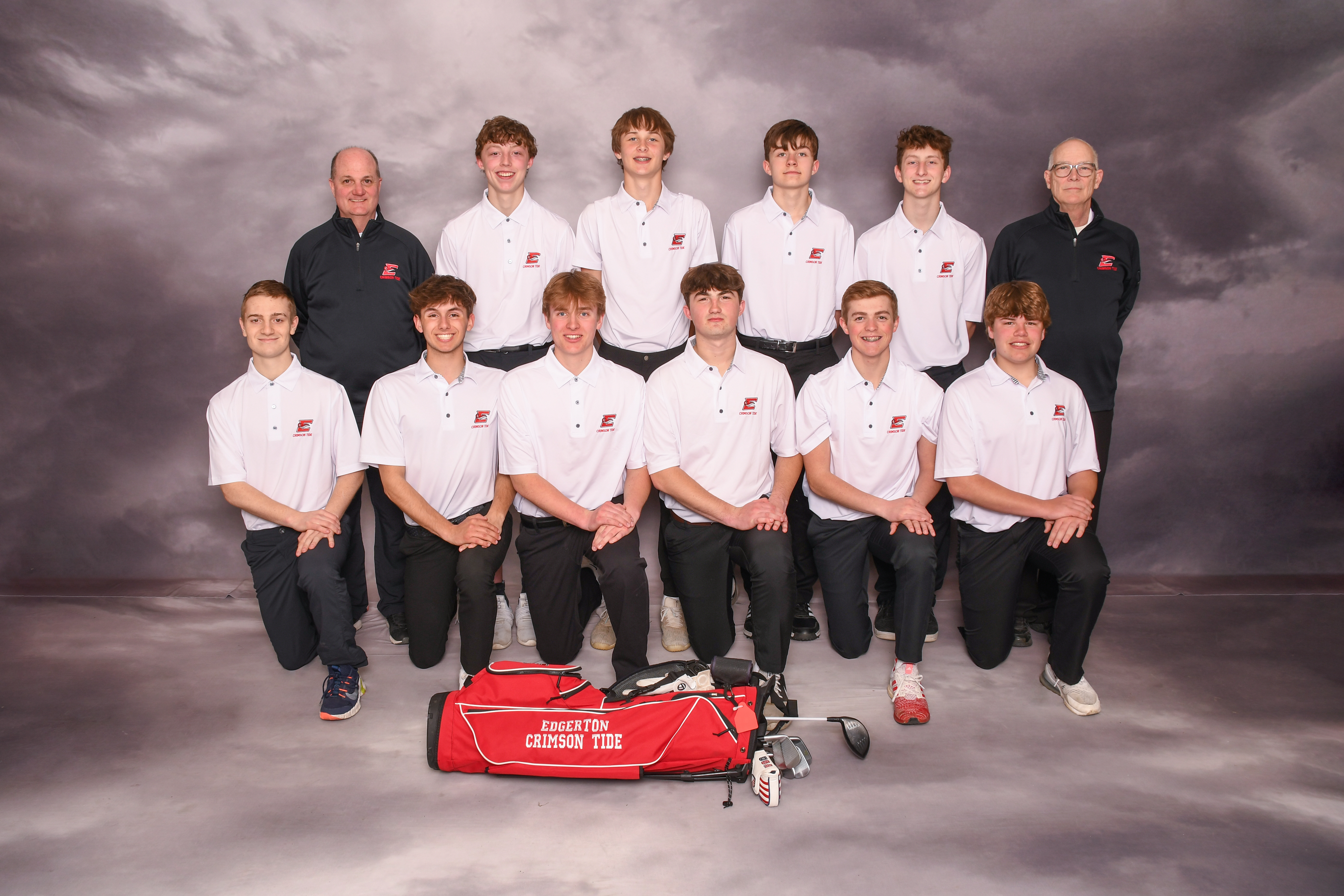 Boys Golf Team Photo