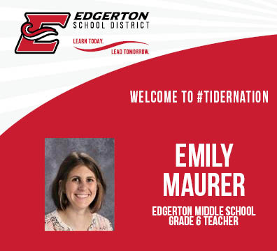 Welcome Emily